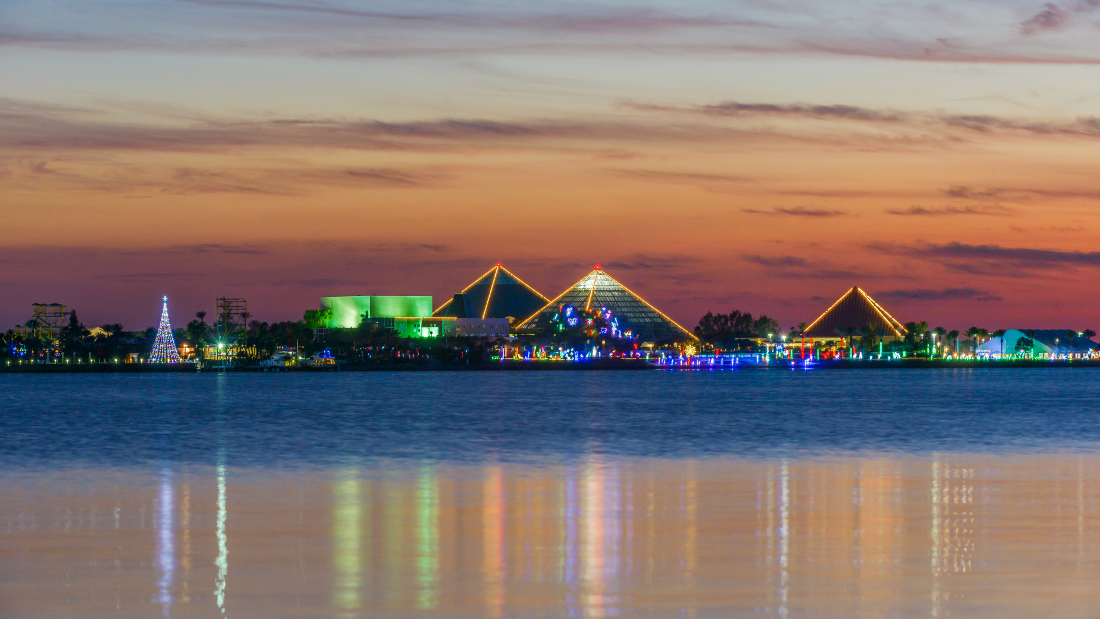 Moody Gardens + Other Attractions