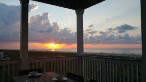 Sunrise: Good Morning, Galveston!
