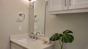 First Floor: Bathroom 1