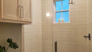 First Floor: Shower